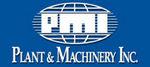 Plant & Machinery Inc